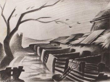 Background mood sketch