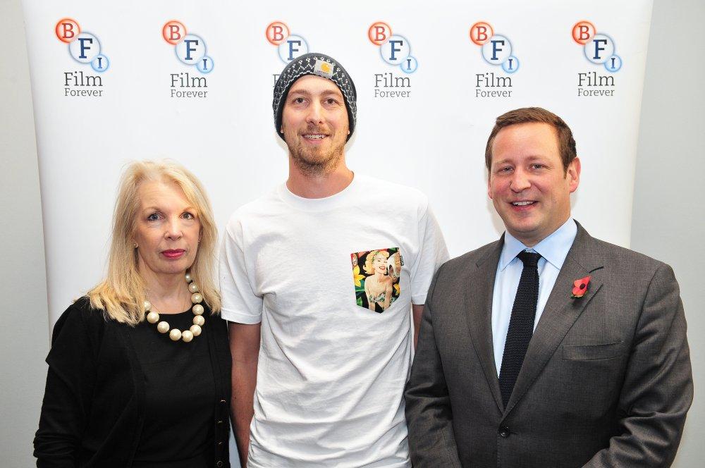 BFI Animation Day 2013: Amanda Nevill, Oli Hyatt of Animation UK and Ed Vaizey