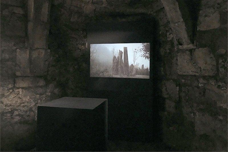 Tanatchai Bandasak's Central Region (2019), an Animistic Apparatus commission, at Berwick Film & Media Art Festival 2019