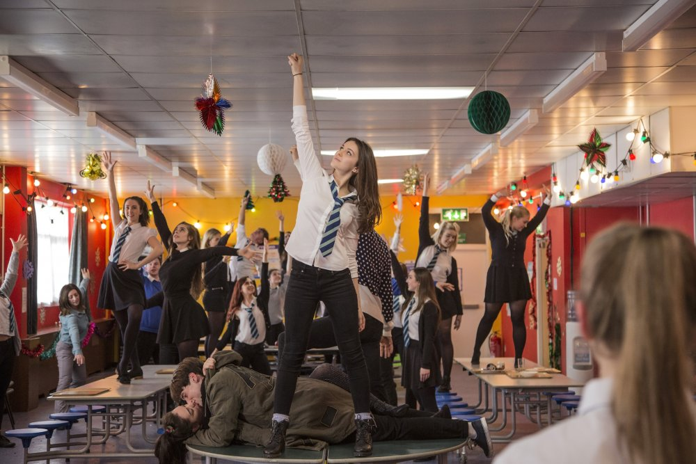 Anna and the Apocalypse: the world's first Christmas-set high-school zombie musical comedy?