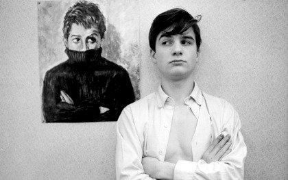 Jean-Pierre Léaud in Antoine et Colette (1962)