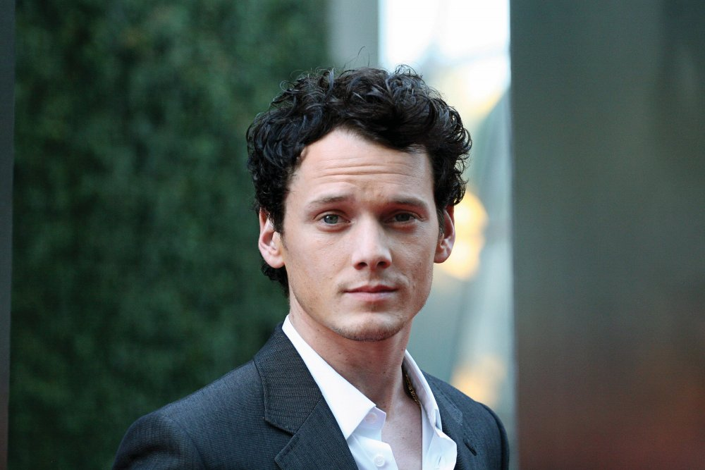 Anton Yelchin, who died in June 2016, aged 27