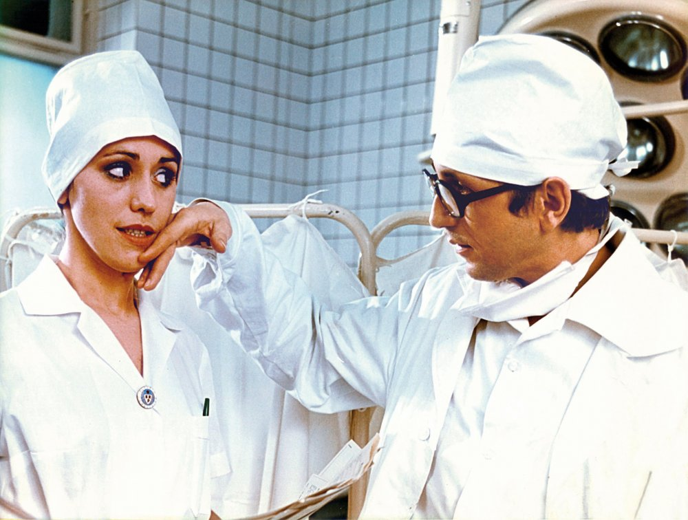 Vera Chytilová's 1977 gambol The Apple Game (Hra o Jablko), which screened in a near-complete retrospective of the Czech director's films