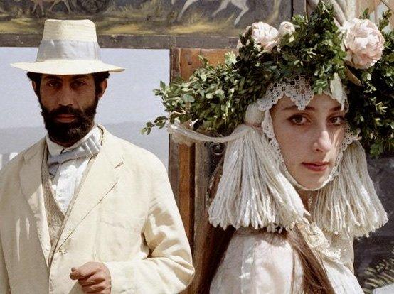 Arabesques on the Pirosmani Theme (1986)
