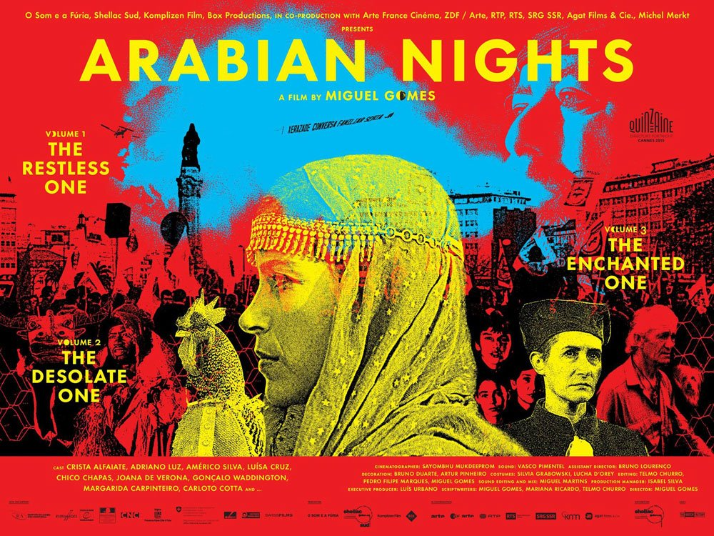 Arabian Nights (As Mil e uma Noites, 2015)