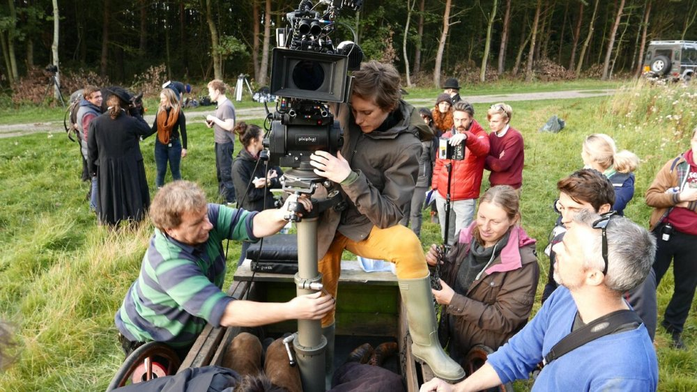 Ari Wegner shooting Lady Macbeth (2016)