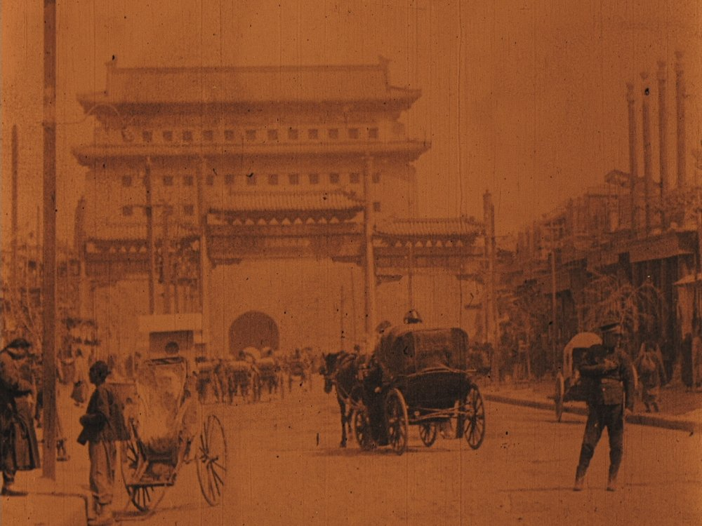 Around China with a Movie Camera: a Journey from Beijing to Shanghai (1900-1948)