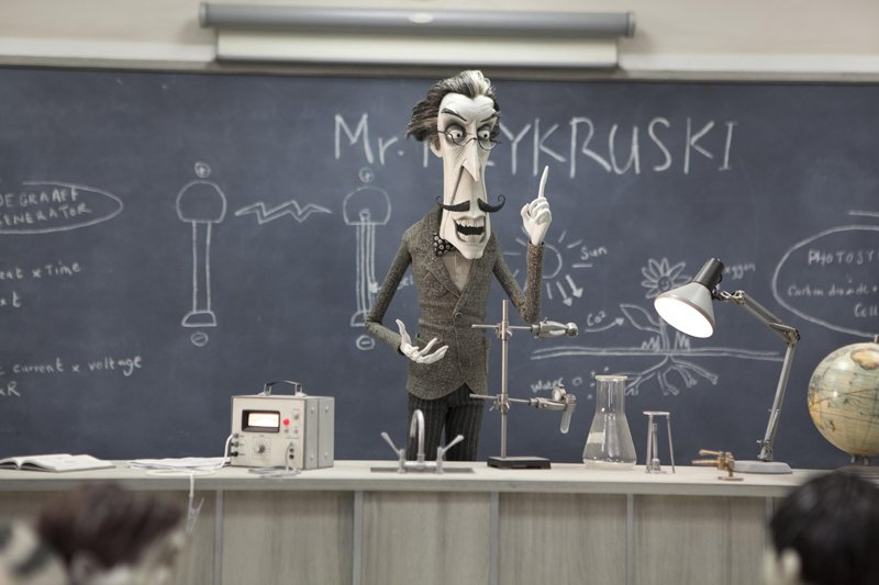 The Art Of Frankenweenie Exhibition Bfi