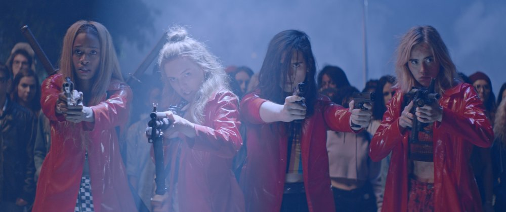 Sam Levinson's Assassination Nation 'hits retrograde Trumpian chauvinism in the face with a shovel'