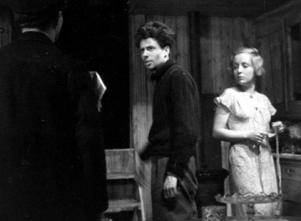 Jean Vigo and Dita Parlo