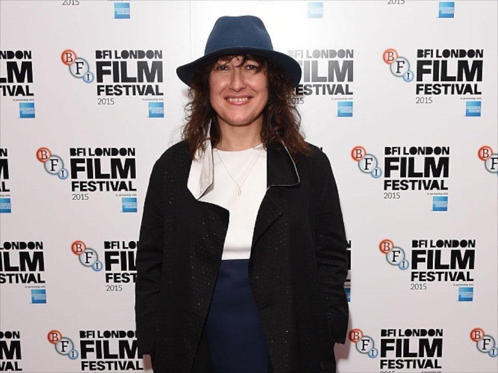 Athina Rachel Tsangari, winner of the Best Film prize for Chevalier at the 59th BFI London Film Festival