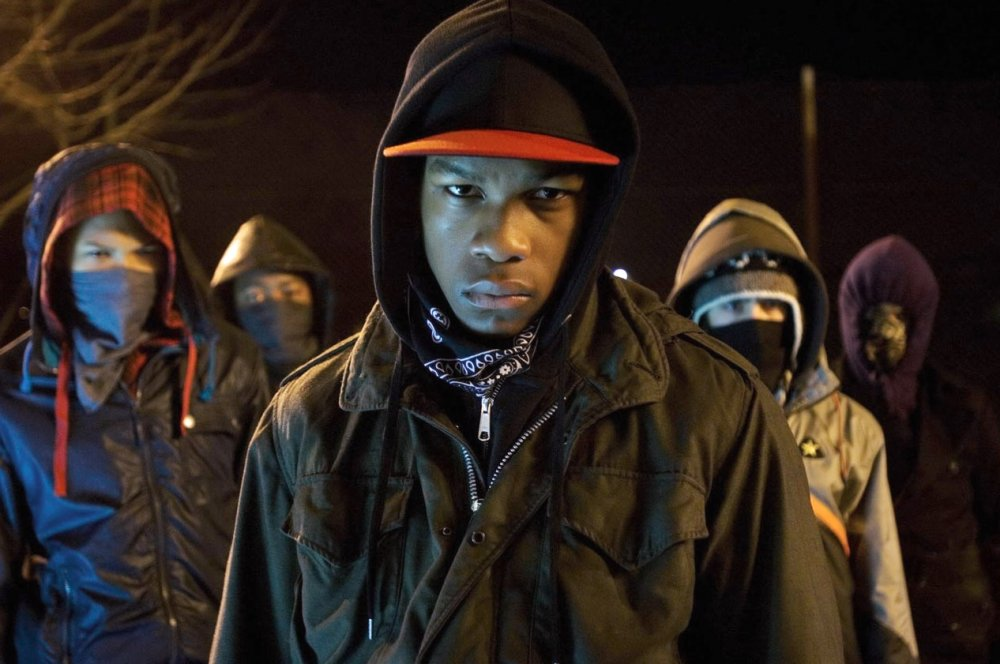 John Boyega in Attack the Block (2011): could he become Britain's first black Hollywood superstar?