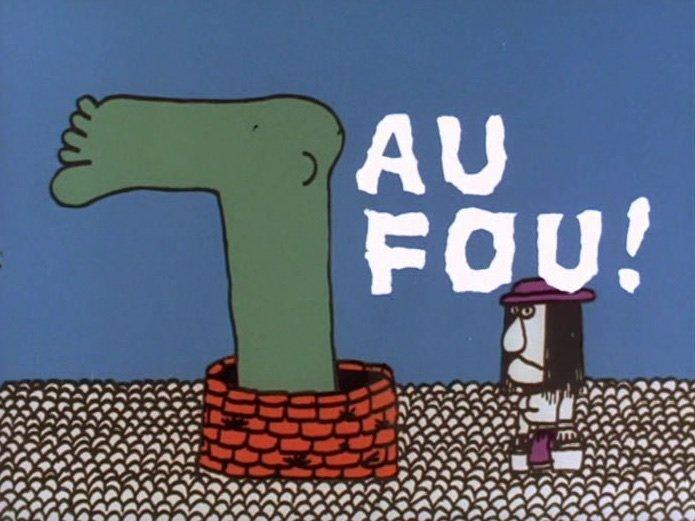 Au Fou! (1965)