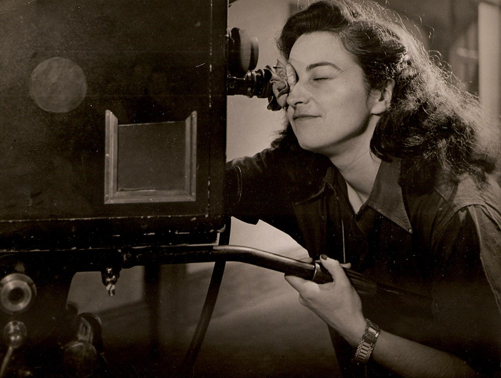 Post-war French director Jacqueline Audry