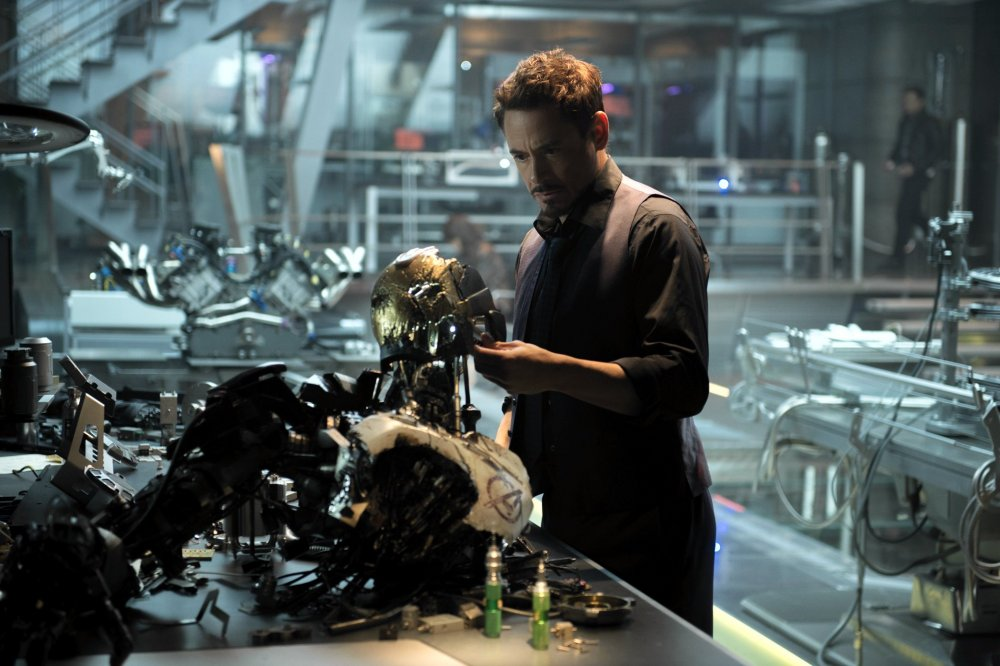 The Avengers  Age of Ultron (2015)