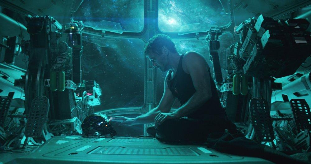 Robert Downey Jr as Tony Stark / Iron Man