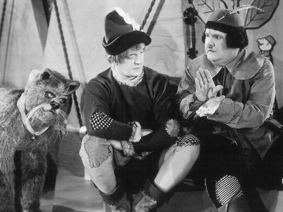 Babes in Toyland (1934)