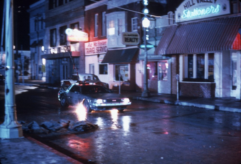 Back to the Future (1985)