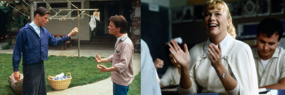 Back to the Future/Peggy Sue Got Married (1985/1986)