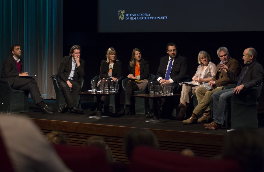 Left to right: Alistair, Richard Smith, Mary-Anne King, Laura Steele, Kieren Mayers, Sally Debonnaire, Dan Dark and John Newbigin