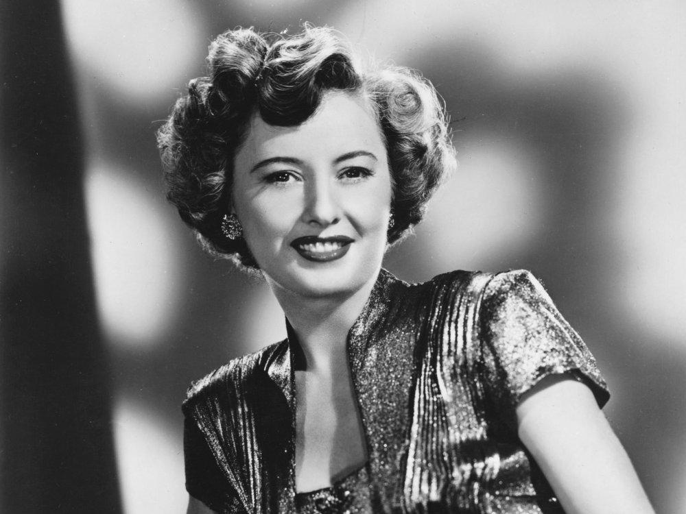 Barbara Stanwyck ziegfeld