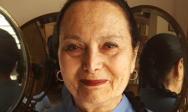 Barbara Stone in autumn 2017