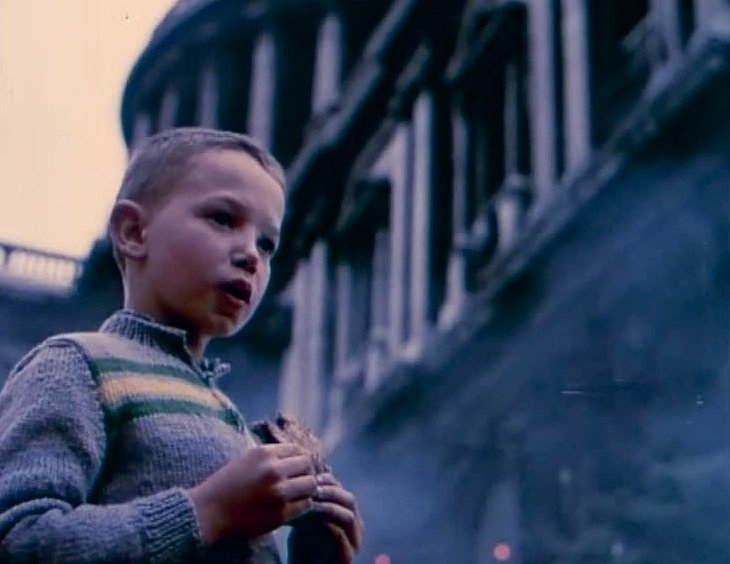 Barbican Regained (1963)