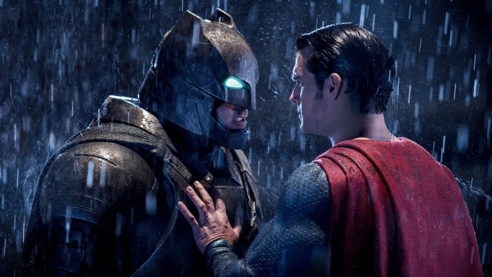 Batman v Superman  Dawn of Justice (2016)
