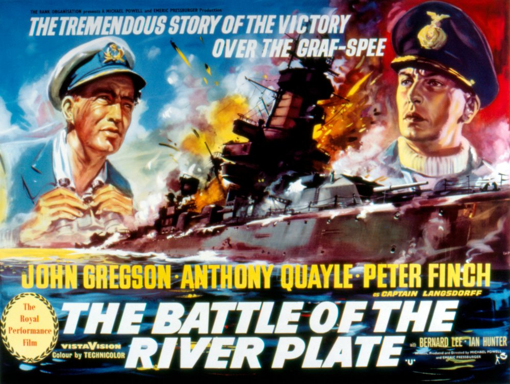 The Battle of the River Plate (1956)