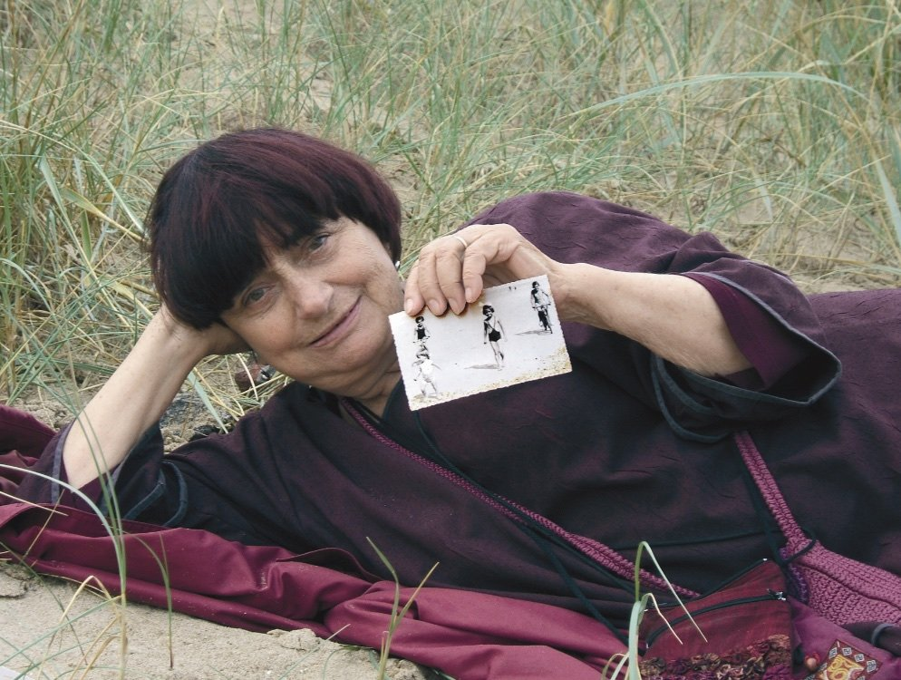 Agnès Varda in The Beaches of Agnès (2008)