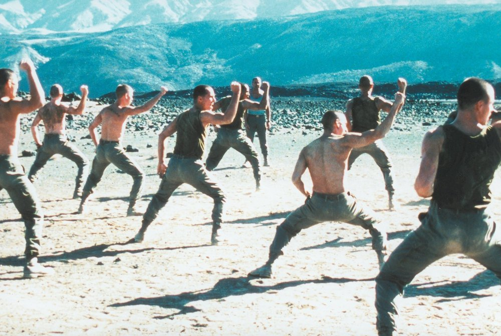 Blood and sand: what makes Beau Travail great | Sight & Sound | BFI