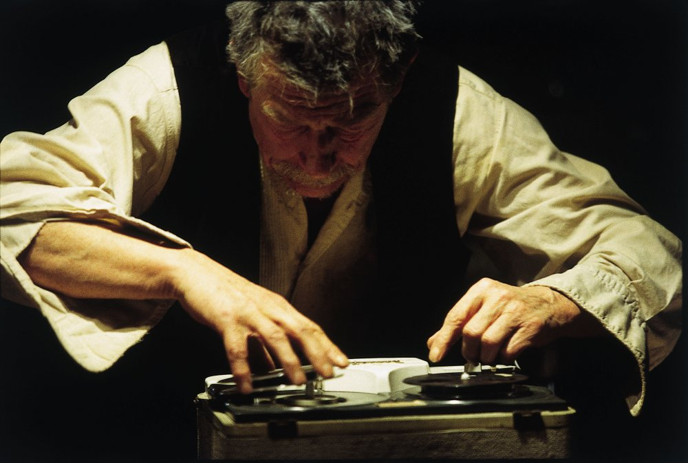 Krapp's Last Tape, for the 2001 Beckett on Film project