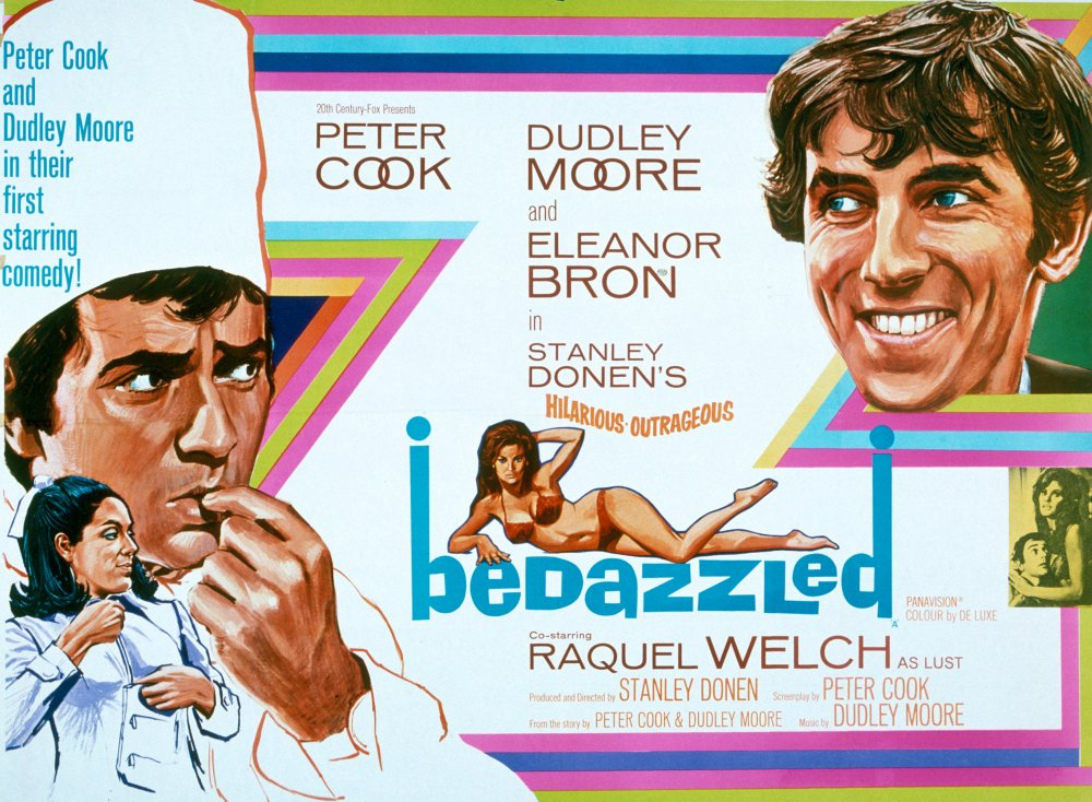 Bedazzled (1967) poster