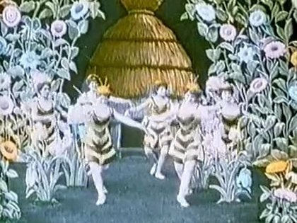 Segundo de Chomón's The Bee and the Rose (1908)