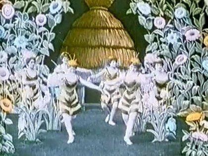 Segundo de Chomón's The Bee and the Rose (1908)