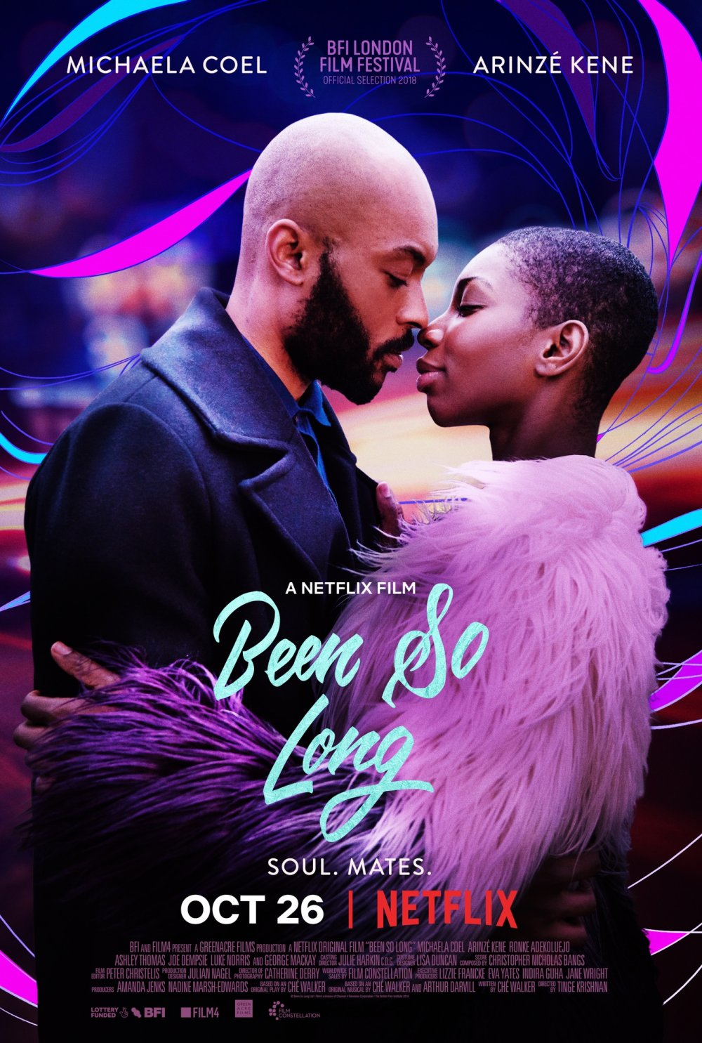 <strong>Been So Long</strong> – Chewing Gum star Michaela Coel leads a talented cast in Tinge Krishnan's contemporary London musical, which reimagines Camden as a romantic neon-soaked wonderland.