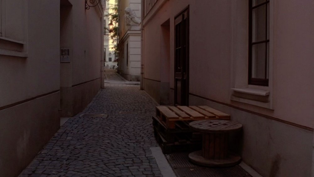 The ending montage of Richard Linklater's 'one night in Vienna' romance is achingly bittersweet; how we imbue ordinary places with meaning and resonance by forging our special connections there