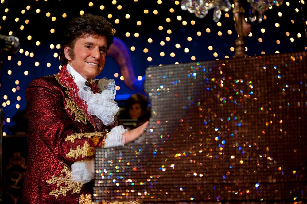 Michael Douglas in Behind the Candelabra: My Life with Liberace (2013)