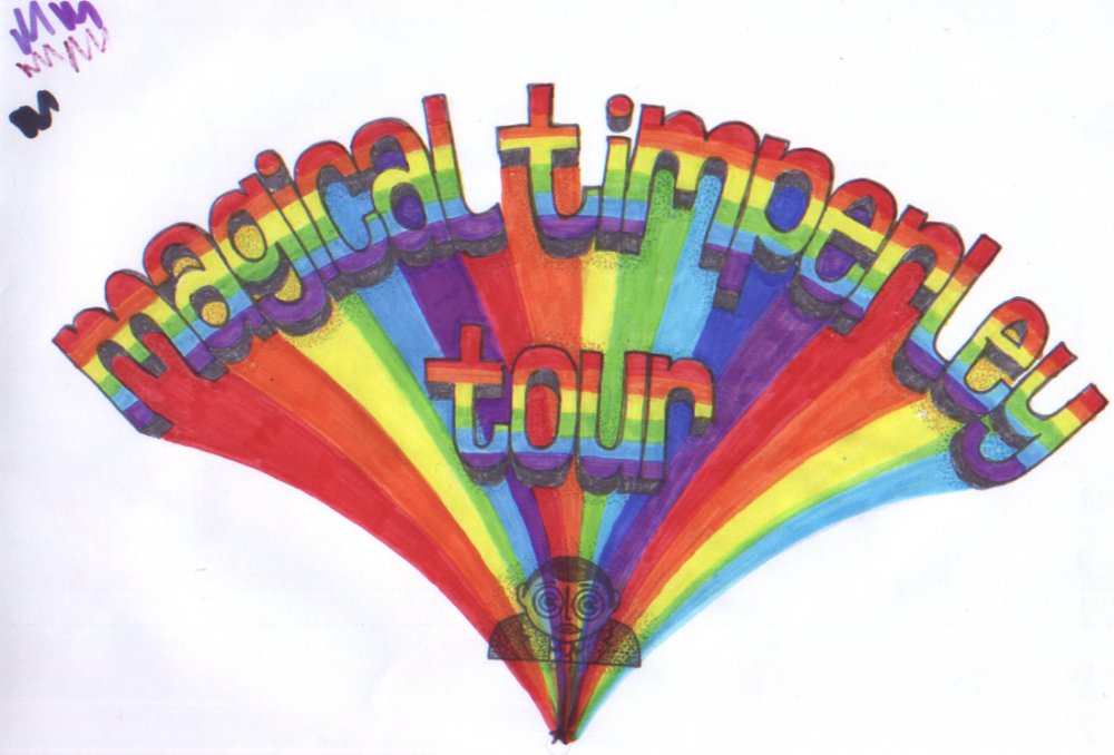 Frank Sidebottom's Magical Timperley Tour: the elusive hand-coloured titles
