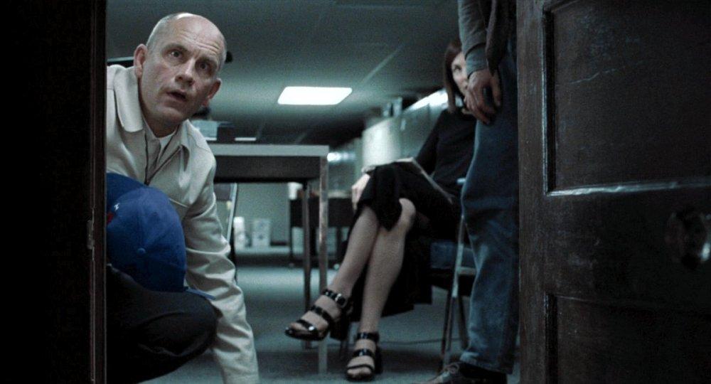 The doors of perception: Being John Malkovich (1999)