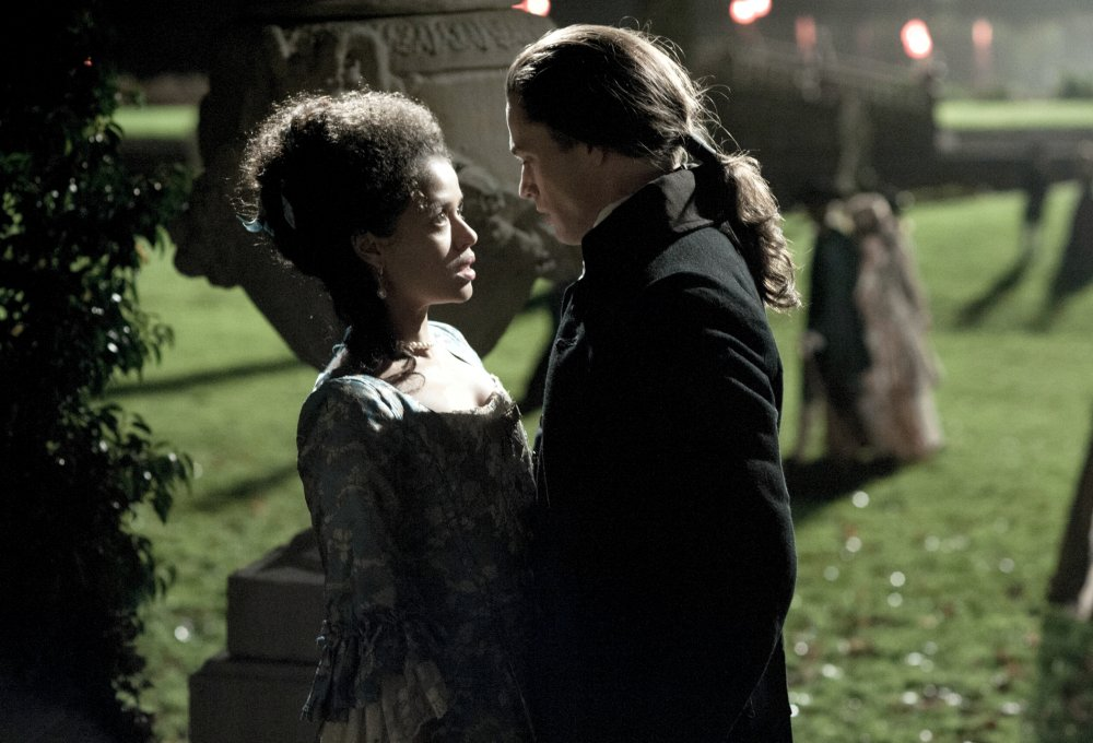 Gugu Mbatha-Raw in Belle (2013)