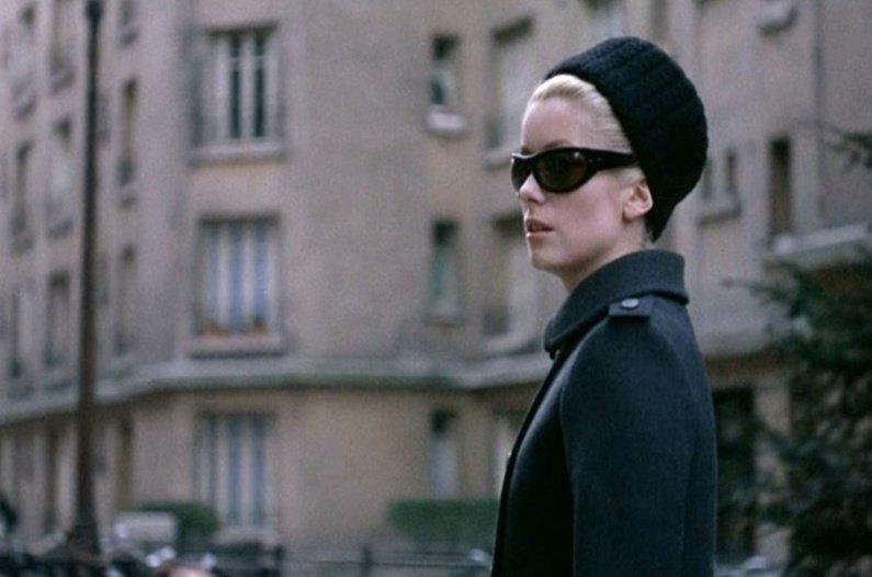 Séverine Serizy (Catherine Deneuve) in Belle de Jour (1967)