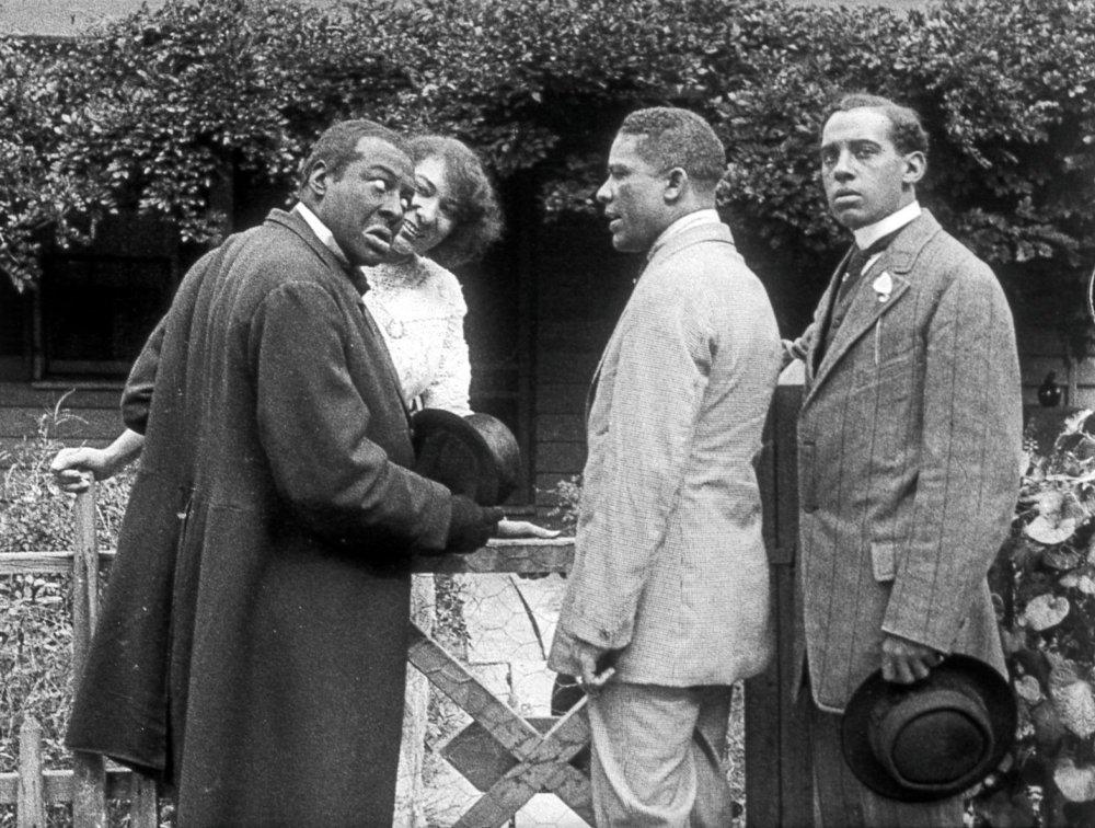 [Bert Williams Lime Kiln Club Field Day] (1913)