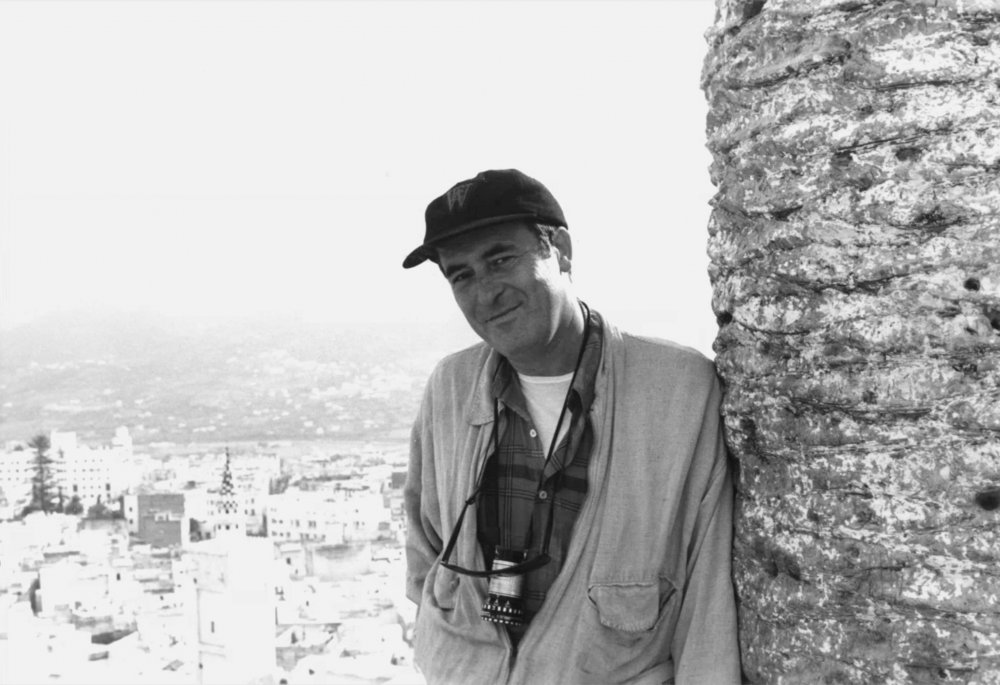 'A son of art': Bernardo Bertolucci
