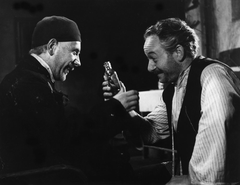 The Bespoke Overcoat (1956)