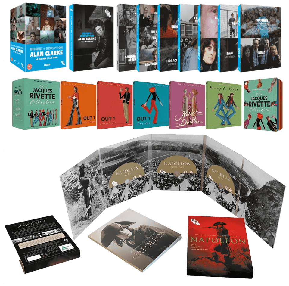 The Best Dvds And Blu Rays Of 2016 Sight Sound Bfi