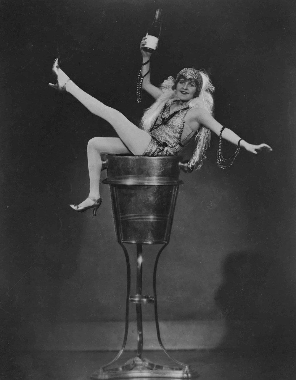 Betty Balfour, English-born film actress. Photographed by Sasha (Alexander Stewart).