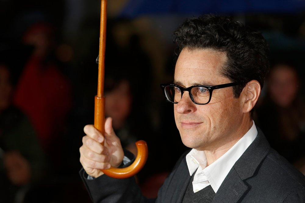 J.J. Abrams on the red carpet for Rosewater at the 58th BFI London Film Festival