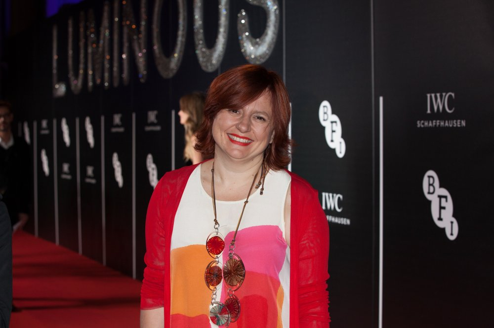 BFI London Film Festival Director Clare Stewart attends the BFI LUMINOUS gala 2015