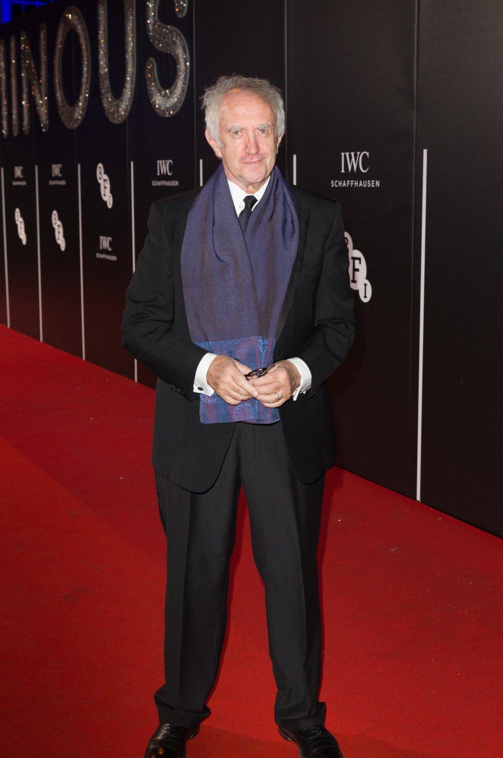 Jonathan Pryce attends the BFI LUMINOUS gala 2015